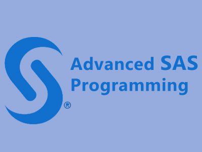 Advanced SAS Programming Training